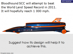 bloodhound SSC ppt