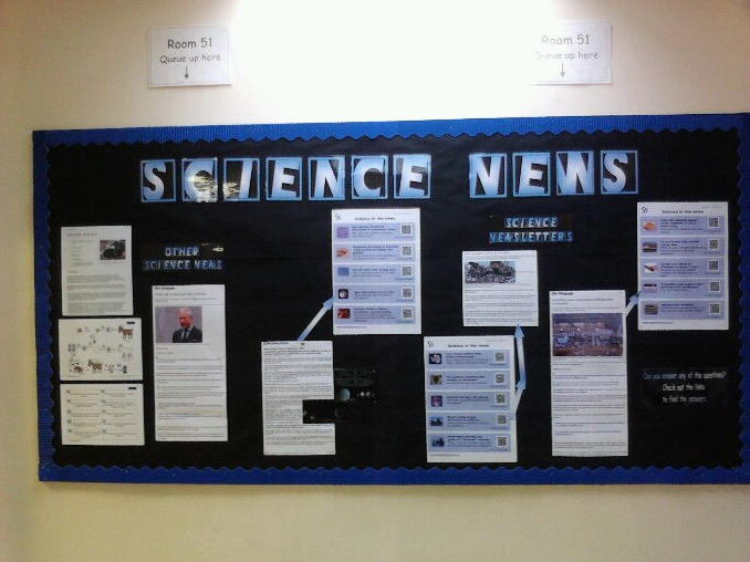 ocr gcse science in the news coursework